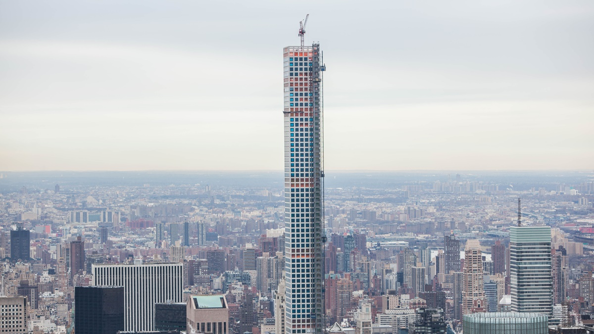 432 Park Avenue v New Yorku | © Anthony Quintano / Flickr.com
