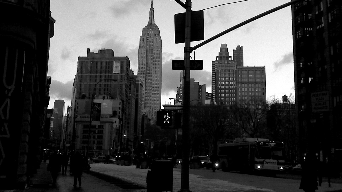 Empire State Building | © BeingAKB