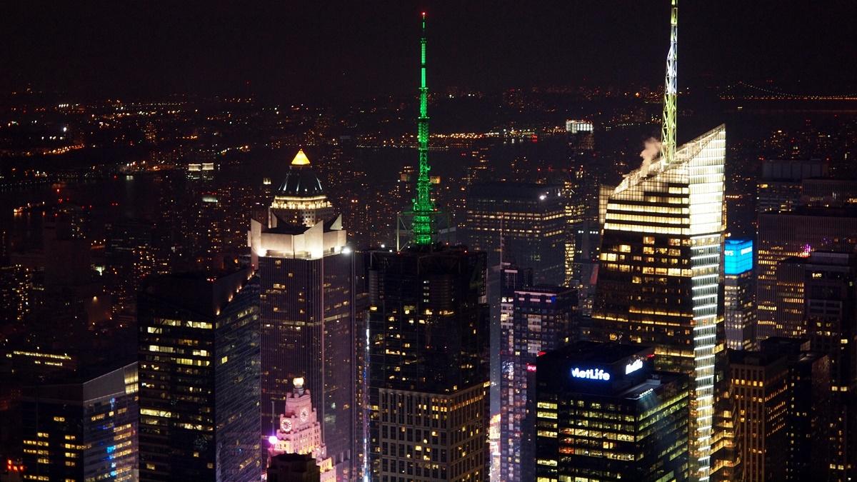 Condé Nast Building (4 Times Square) | © calestyo