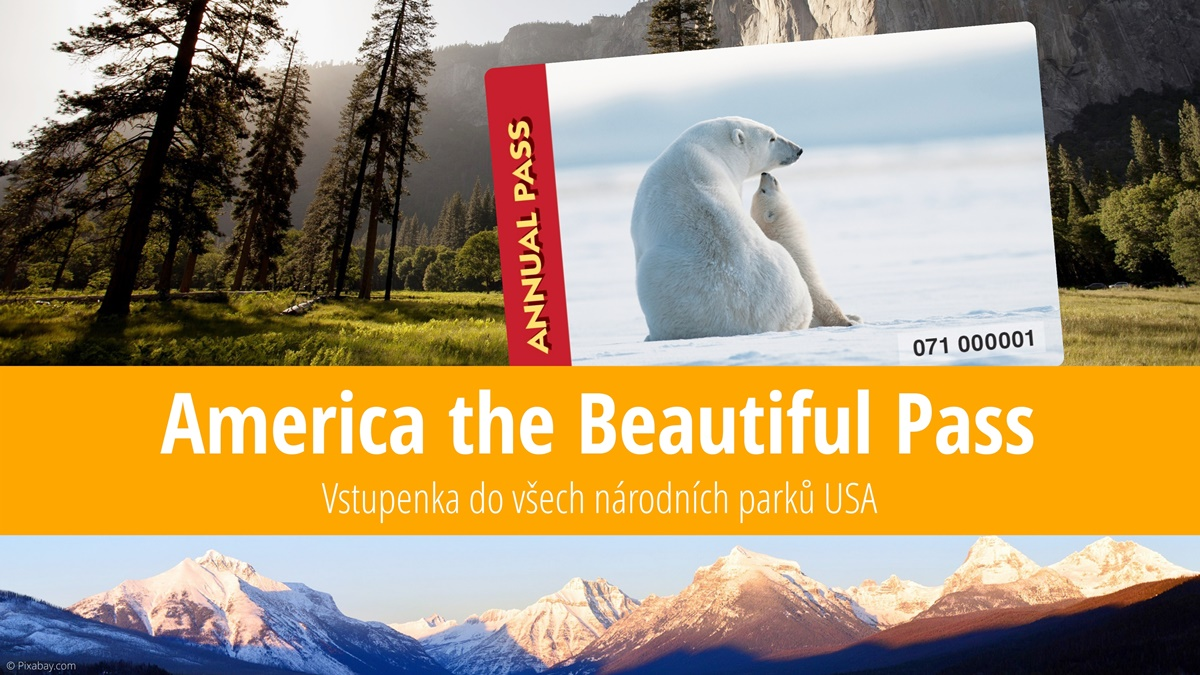 America the Beautiful Annual Pass | © Petr Novák