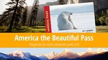 America the Beautiful Annual Pass: Levné vstupné do národních parků USA
