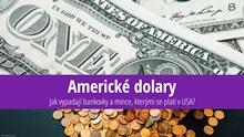 Americký dolar: Takto vypadají bankovky amince, kterými se platí vUSA