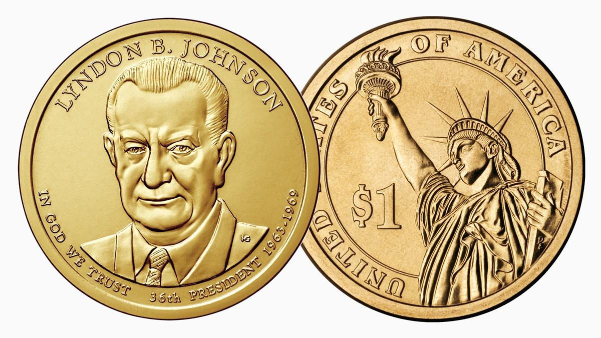 Mince 1 dolar