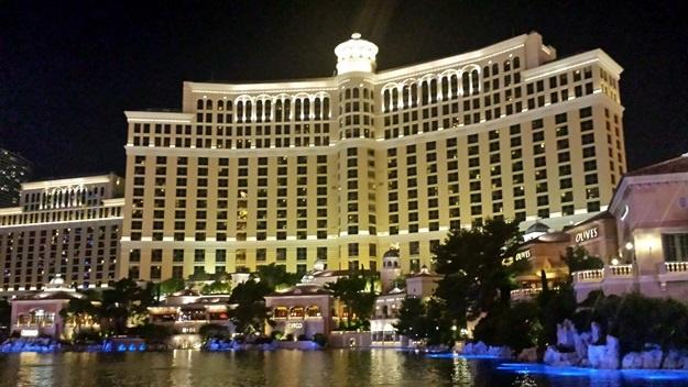 Hotel Bellagio Las Vegas | © Petr Novák