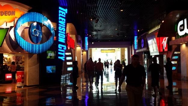 CBS Television City v Las Vegas: Ovlivněte podobu chystaných seriálů! | © Petr Novák