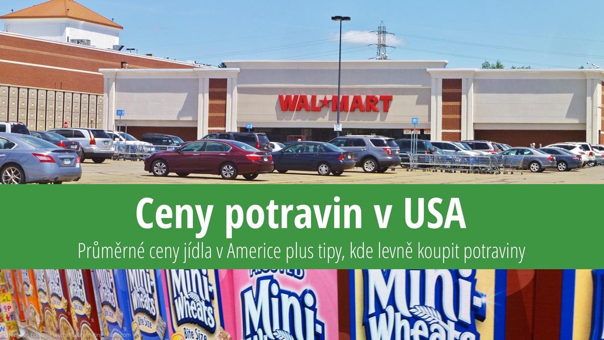 Ceny potravin a jídla v USA | © Nicholas Eckhart / Mitchell Laurren-Ring / Flickr.com