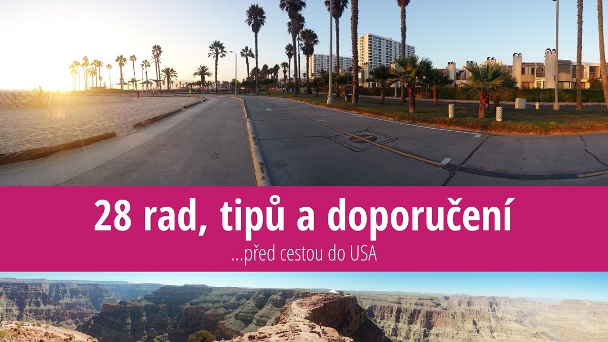 Cestování po USA