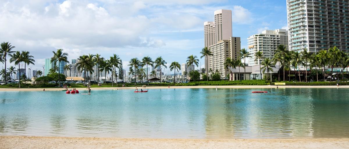Cestovní průvodce po Havaji