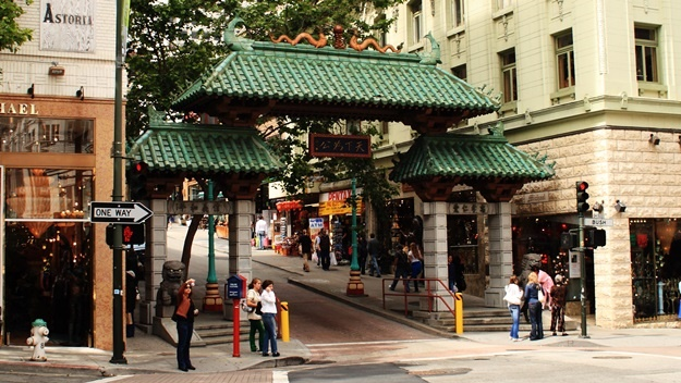 Chinatown San Francisco | © Averain