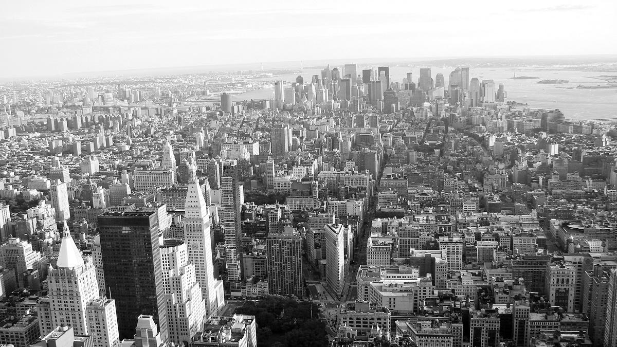 Citát New York | © Petr Novák