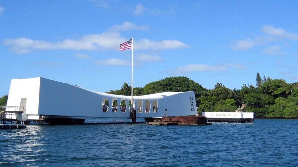 USS Arizona Memorial   © Pete