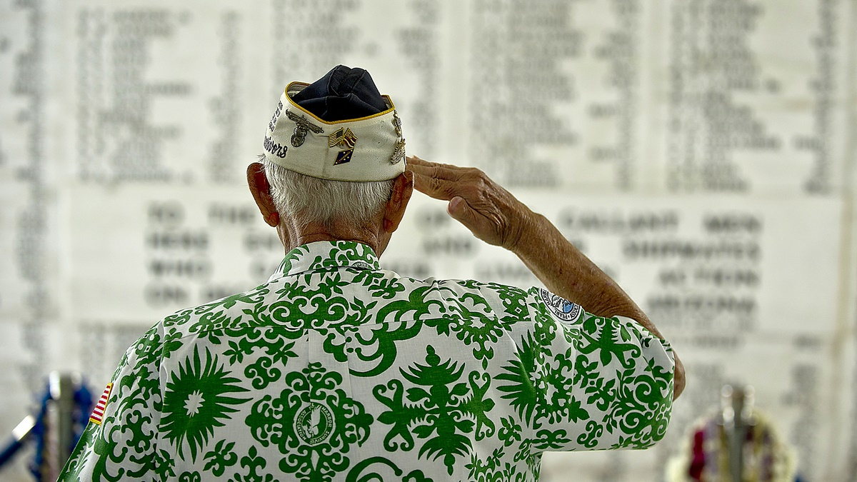 USS Arizona Memorial, Honolulu, Havaj | © DVIDSHUB