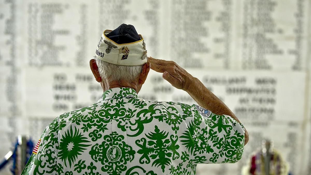 USS Arizona Memorial, Honolulu, Havaj   © DVIDSHUB
