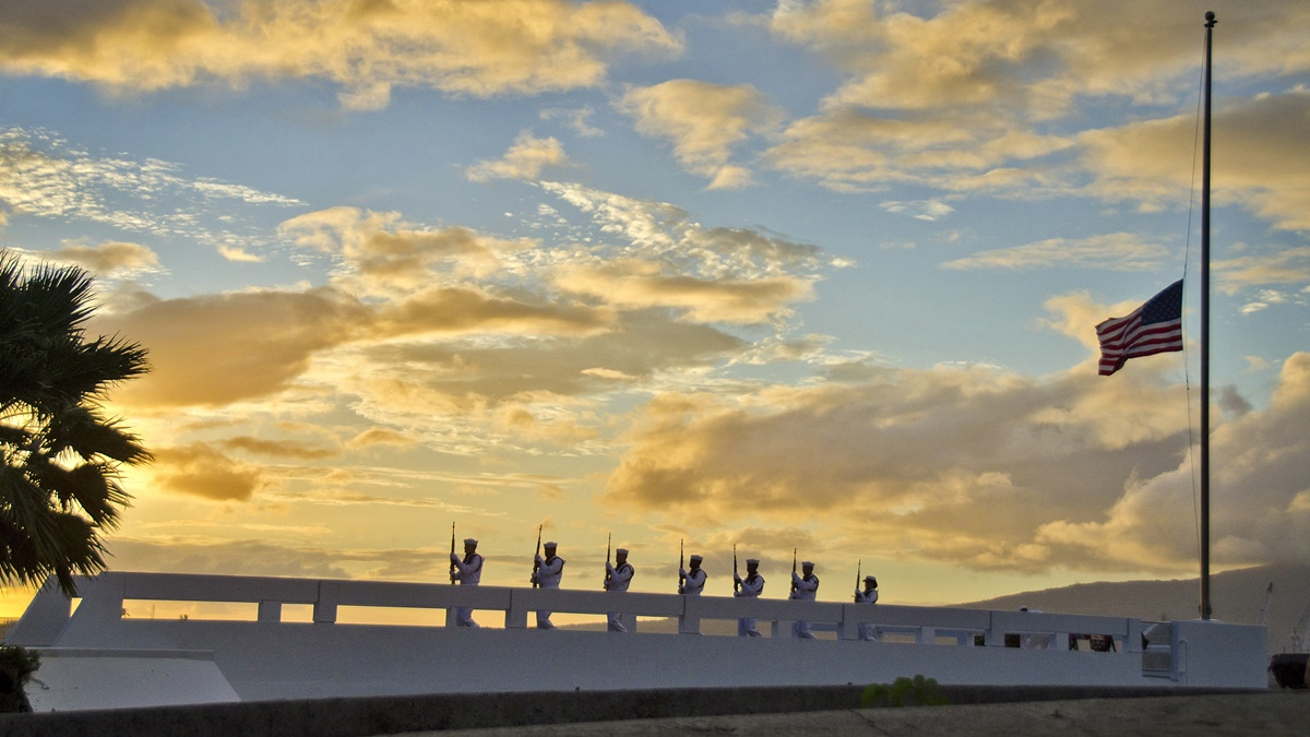 Pearl Harbor na Havaji   © Official U.S. Navy Page