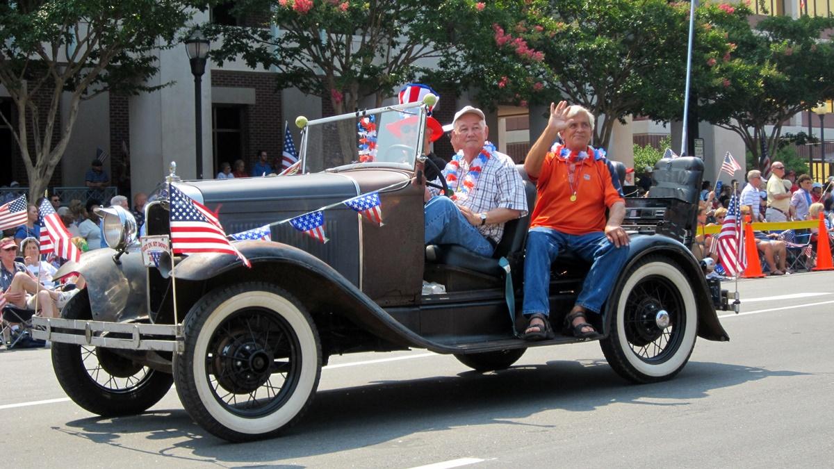 Den nezávislosti USA / 4th July | © Public Information Office, City of Marietta