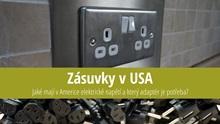 Elektřina azásuvky vUSA: Jaká redukce je potřeba?