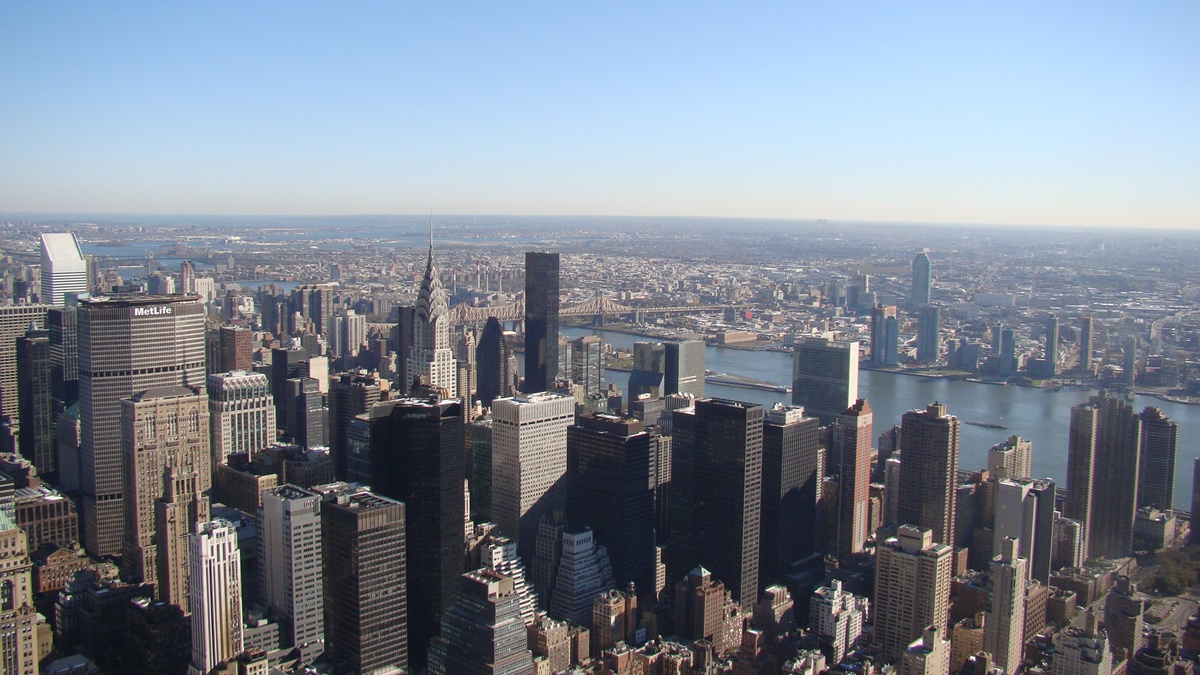 Empire state building informace