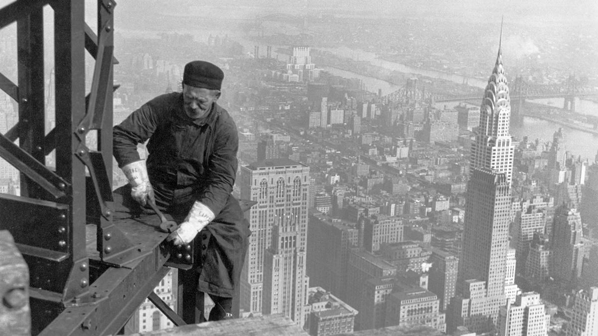 Stavba Empire State Building   © Trodel