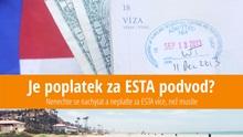 Formulář ESTA do USA: Nenechte se nachytat aneplaťte více, než musíte