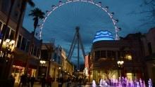 High Roller vLas Vegas: Největší ruské kolo na světě!