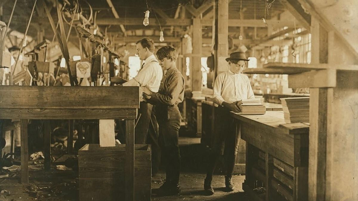 Historická fotka města Tampa | © Knihovna Kongresu USA