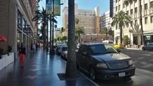 Hollywoodský chodník slávy: Informace, fotky akompletní seznam jmen hvězd