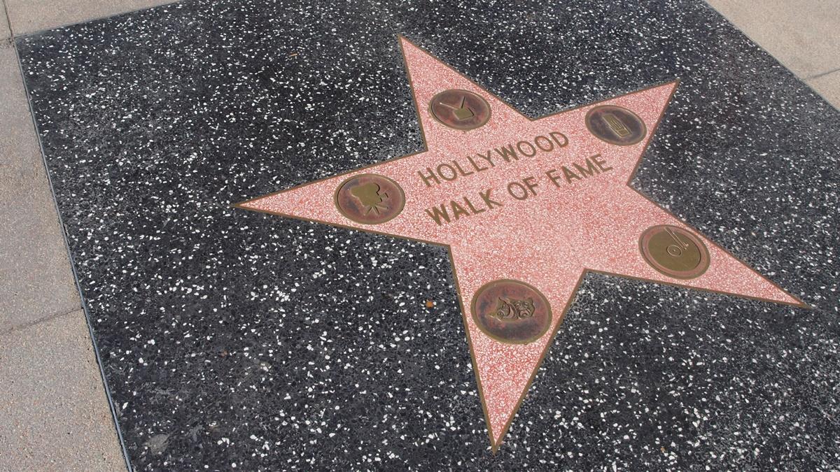 Chodník slávy v Hollywoodu | © Petr Novák