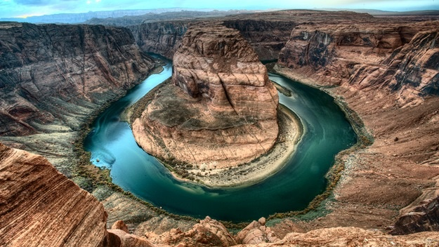 Horseshoe Bend | © .Bala