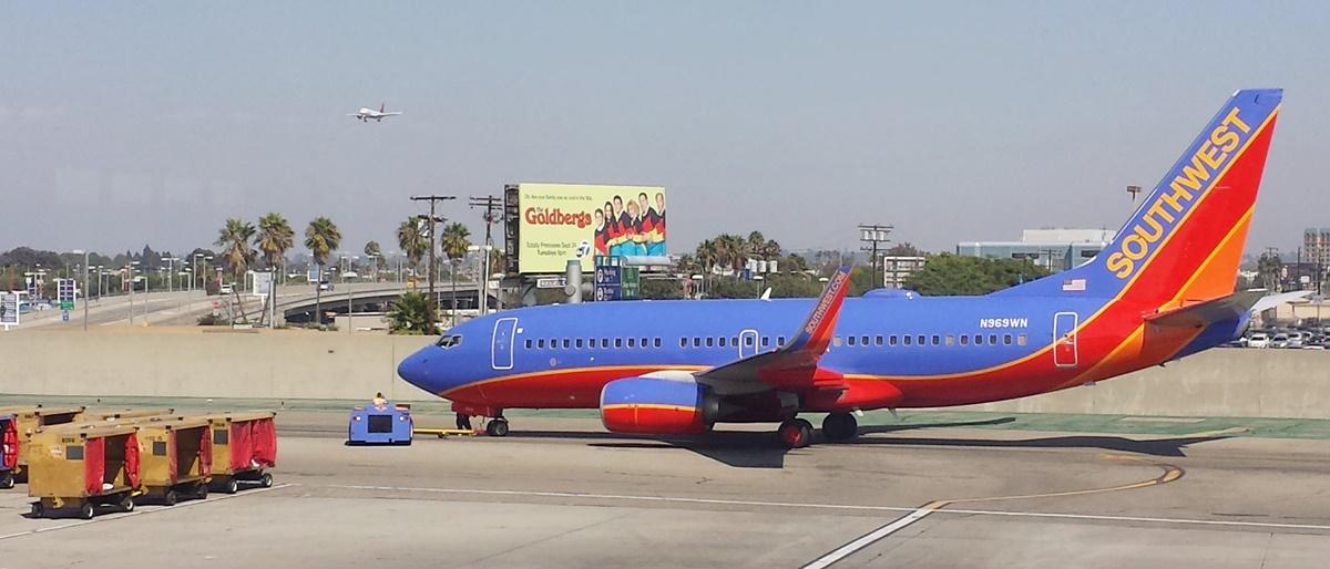 Aerolinky Southwest v USA | © Petr Novák