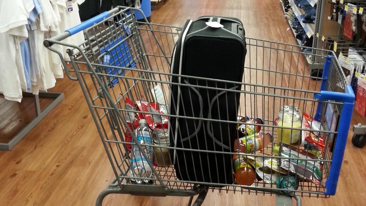 Přeposílání zboží z USA