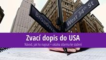 Jak napsat zvací dopis do USA + soukromý aobchodní vzor ke stažení