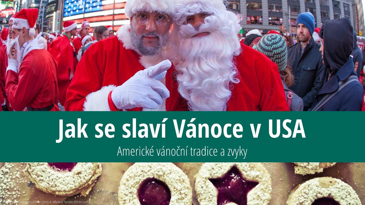Jak se slaví Vánoce v USA | © Anthony Quintano, Flickr.com, © Markus Spiske, Flickr.com