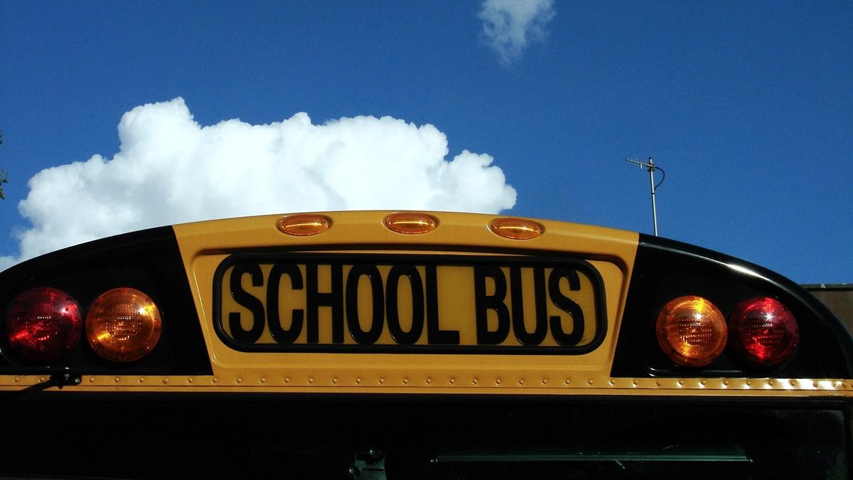 Americký žlutý školní autobus | © Petr Novák