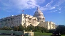 Kapitol Spojených států amerických ve Washingtonu D. C.
