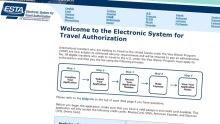 Kde vyplnit formulář ESTA pro vstup do USA?