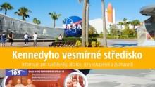 Kennedyho vesmírné středisko na Floridě