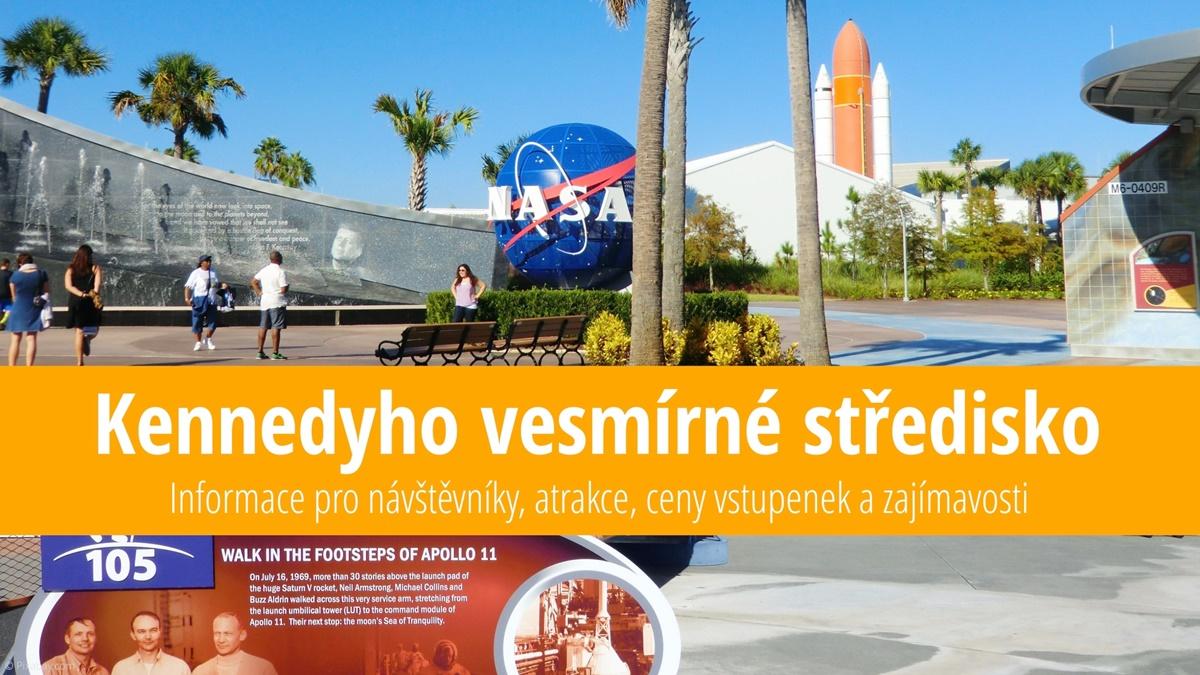 Kennedyho vesmírné středisko na Floridě | © Reinhard Link/Flickr.com