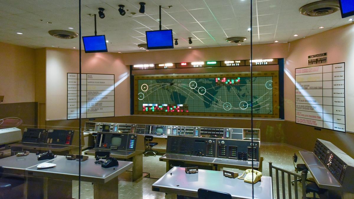 Kennedyho vesmírné středisko na Floridě | © Gilles/Flickr.com
