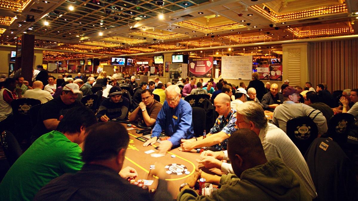 Poker v Las Vegas | © Alfonso Jimenez
