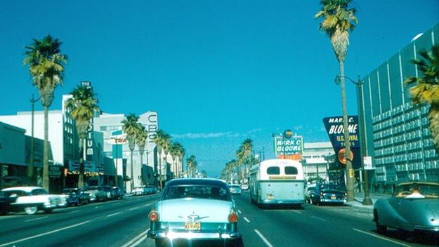Los Angeles: Město andělů, filmu a celebrit | © roger4336