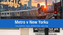 Metro vNew Yorku: Mapa, cena akupa cenných rad