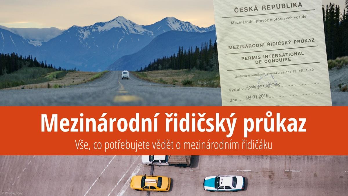Mezinárodní řidičský průkaz | © Petr Novák