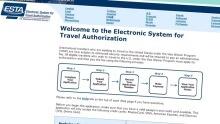 Musím vyplňovat formulář ESTA, když přes USA jen projíždím?