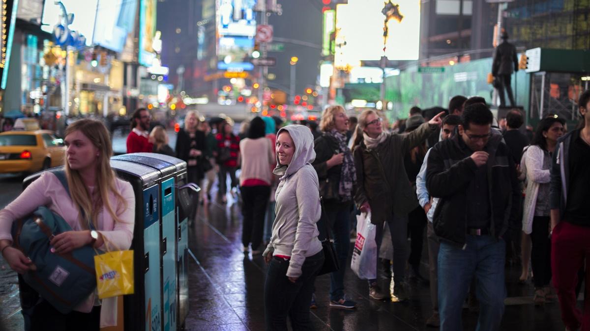 New York - město podvodů? | © davejdoe