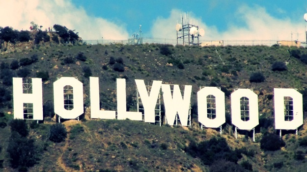 Nápis Hollywood   © Mr. Littlehand