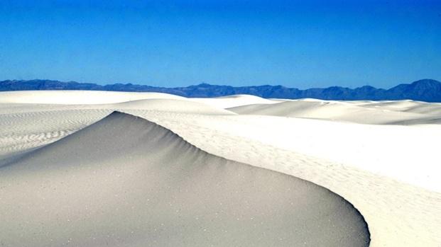 Národní památka White Sands (Bílé písky) | © Ed Siasoco (aka SC Fiasco)
