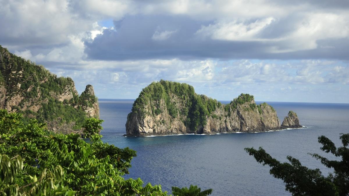 Vai'ava Strait, Národní park Americká Samoa | © National Park Service