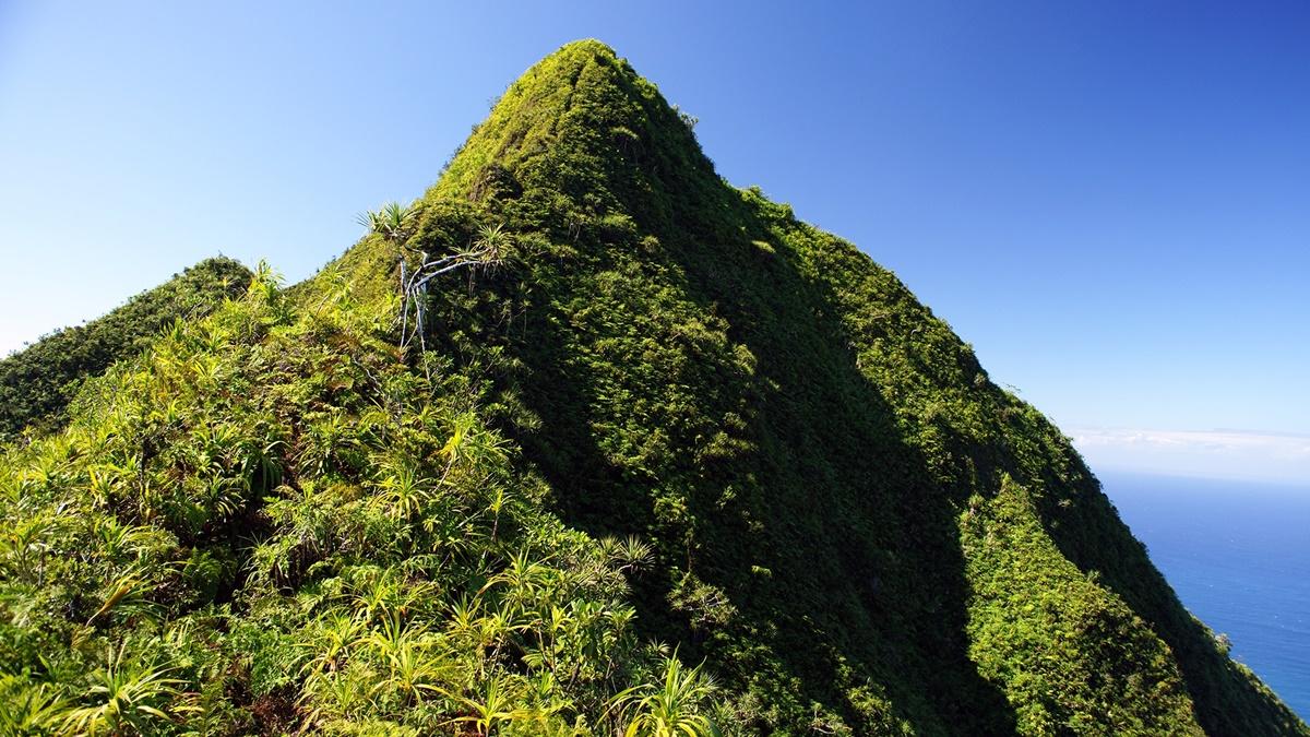 Matafao Peak, Národní park Americká Samoa   © National Park Service