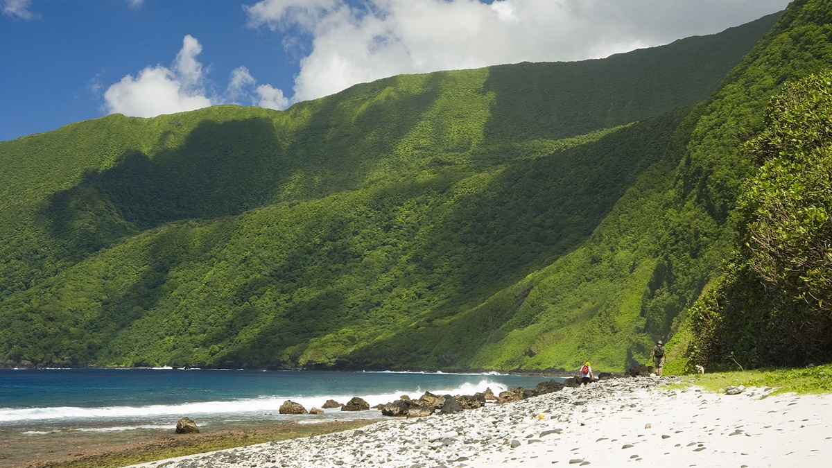 Ta'u Island, Národní park Americká Samoa | © National Park Service