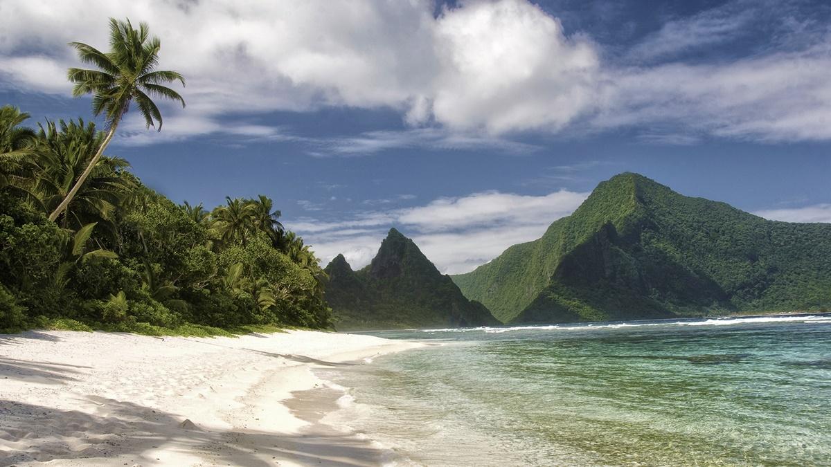 Ofu Island, Národní park Americká Samoa   © National Park Service